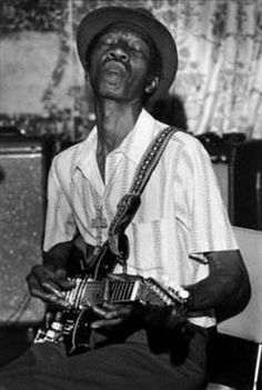Hound Dog Taylor - loving that dirty blues!!!