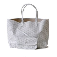 "Move over LV....Gotta have ""Goyard""....Luxury Tote. Founded 1853  Paris France"