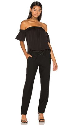 Shop for MILLY Silk Bare Shoulder Top in Black at REVOLVE. Free 2-3 day shipping and returns, 30 day price match guarantee.