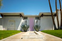 The Most Insta-Worthy Spots in Palm Springs | The Travel Channel | From that famous pink door to quirky roadside dinosaurs, these are the best places to snap photos in and near Palm Springs, Calif.
