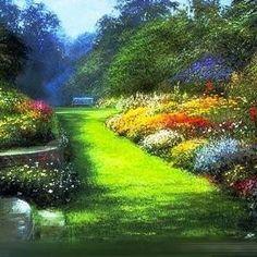 ¡ Qué bonito era...! 37d4336f2bf82fa7af40d4968e03fbf3--beautiful-gardens-google-search