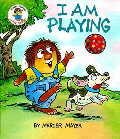 I am Playing (Little Critter Toddler Books) Toddler Books, Childrens Books, Mercer Mayer Books, Book Bins, Wiggles Birthday, Pediatric Ot, Little Critter, Kids Reading, Books To Buy