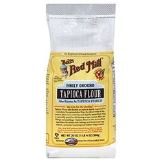 A gluten free flour mix to replace flour in any regular recipe. You'll never know it is gluten free!