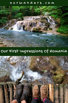 How we ended up in the most abandoned part of Romania where roads just disappear. Then searched for a hotel that seemed not to be built up yet. And also found charming waterfalls.