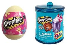 Shopkins Easter Egg and Cookie Jar Bundle * Read more reviews of the product by visiting the link on the image.