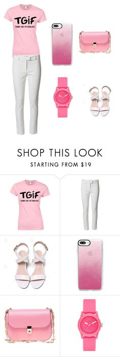 """""""street look"""" by anannyatiwari ❤ liked on Polyvore featuring Altuzarra, Casetify, Valentino and Skechers"""