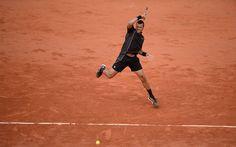 #Tsonga #2015FrenchOpen #tennis