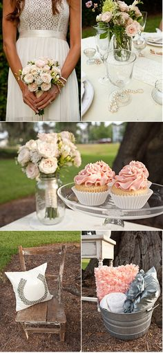 Romantic Southern Photo Shoot by Shannon Reeves Events + Ashley Daniell Photography | Style Me Pretty