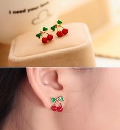 2015 Korea New Fashion Jjewelry Earrings Lovely Sweet Red Cherry Earrings Declaration Female Factory Direct Free Shipping♦️ SMS - F A S H I O N 💢👉🏿 http://www.sms.hr/products/2015-korea-new-fashion-jjewelry-earrings-lovely-sweet-red-cherry-earrings-declaration-female-factory-direct-free-shipping/ US $0.27    Folow @fashionbookface   Folow @salevenue   Folow @iphonealiexpress   ________________________________  @channingtatum @voguemagazine @shawnmendes @laudyacynthiabella @elliegoulding…