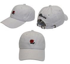 0b7cb8ac5eb The Hundreds rose cap drake 6 god pray hand snapback baseball cap men women gold  owl denim hat yeezus fitted trucker hat