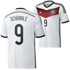 Germany 2014 World Cup Soccer jersey (9 Schurrle)-Looking for designer Germany 2014 World Cup Soccer jersey (9 Schurrle) with lower price,the destination is online shop. High quality and stylish design of Germany 2014 World Cup Soccer jersey (9 Schurrle) can be easily got.- http://www.uswmis.com/germany-2014-world-cup-soccer-jersey-9-schurrle-uswmiscom-p-2348.html