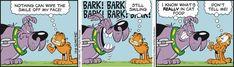Jim Davis, August 21, Hilarious, Funny, Comic Strips, Cat Cartoons, 21st, Comics, Humor