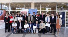 La Universidad Politécnica de Madrid y Grupo Santander premian tres proyectos tecnológicos innovadores (05/06/14) http://bsan.es/1rObVRW