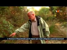 The river Avencó in Aiguafreda loses groundwater mind appearing in Bigues