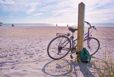 Take a Bike Ride Around Anna Maria Island! Bradenton Beach, Holmes Beach, Anna Maria Island, Little Island, Anna Marias, Water Crafts, Beach Bum, Family Activities, Biking