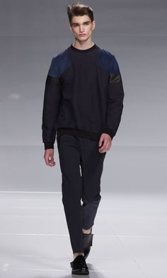 ICEBERG SPRING SUMMER 2014 MEN'S COLLECTION – MILANO FASHION WEEK #Menswear #Fashin