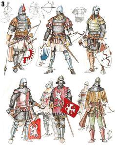 Средновековни сърби / Medieval Serbs