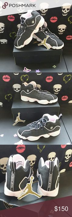 quality design 211e7 6e09f Jordan Jumpman Brand new in box size 5Y I m a womems 7 and these