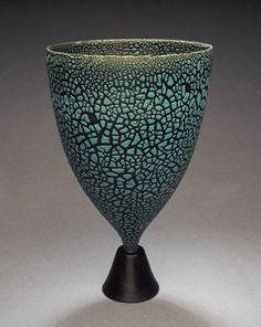 Lichens and Lizards and Leopards, Oh My! Reticulated Glaze Recipes For Wild Ceramic Surfaces