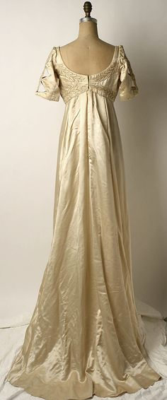 Dress, Evening  Liberty of London  (British, founded 1875)      1910