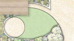 Small Garden Design | Owen Chubb Garden Landscapers