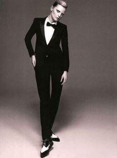 Classic Masculine Fashion Ideas For Women (46)