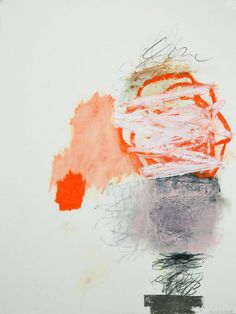 Rocio Rodriguez December 10, 2012, 2012, oil pastel, pastel and pencil on paper