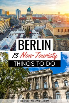 Discover the best things to do in Berlin off the beaten path, from attending free concerts to eating (and drinking) like the locals do. Cities In Germany, Visit Germany, Berlin Germany, Germany Travel, Berlin Berlin, Europe Travel Guide, Europe Destinations, Fille Au Pair, Germany
