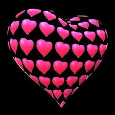 Animated Gif by Scal Love Heart Images, Heart Pictures, I Love Heart, Happy Heart, Love Pictures, Animated Heart Gif, Coeur Gif, Glitter Gif, Love You Gif