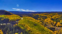 Grand Mesa National Forest Pano - http://bestdronestobuy.com/grand-mesa-national-forest-pano/