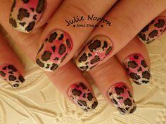 Cute Pink Leopard Mix