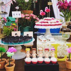 #festademenina #festainfantil #festadecrianca #kidsparty #kidspartydecor #gardenparty @tammymontagna