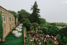 Portugal Wedding Venues, Green Corridor, Wedding Planner, Destination Wedding, Lisbon, Wedding Styles, Real Weddings, Wedding Ceremony, Wedding Flowers
