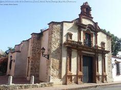 Capilla de Los Dominicos, Zona Colonial de Santo Domingo, D.N. R.D.