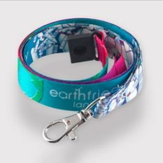 Full Colour dye sublimation Lanyard allows photographic quality images to be achieved on both sides of the lanyard and is supplied with a safety release and trigger clip as standard. Branded Lanyards, Lanyard Designs, Dog Clip, Business Gifts, Belt, Colour, Personalized Items, Safety, Metal