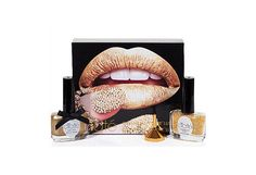 The Ciate Caviar Luxe Sets Adds Texture to One's Polished Look #rosegold trendhunter.com