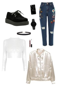 A fashion look from November 2016 featuring sheer white shirt, pink flight jacket and destroyed denim jeans. Browse and shop related looks. Sheer White Shirt, River Island, Denim Jeans, Mango, Fashion Looks, Chic, Polyvore, Jackets, Shirts