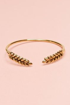 gorgeous wheat ring