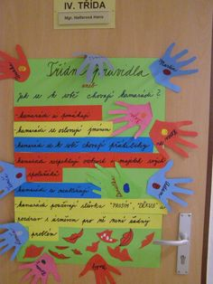 Třídní pravidla - 4. třída School Classroom, Classroom Decor, Organization, Teaching, Education, Frame, Inspiration, Getting Organized, Biblical Inspiration