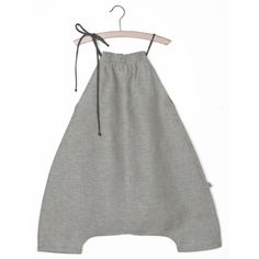 Linen Balloon jumpsuit - could I figure this out myself?