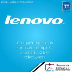 Recuerden #Lunes #Lenovo todas las #laptops o PC escritorio en promo; LIMP.INTERNAACTUALIZAREPARAVIRUS?OPTIMIZA.