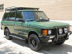 1995 Land Rover Range Rover County, $9,995 - Cars.com