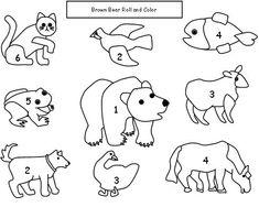 Rock Chalk Speech Talk: Brown Bear, Brown Bear, What Do You See?