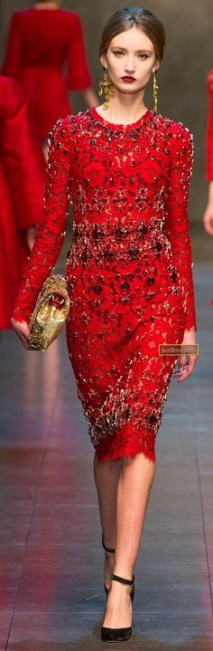 Dolce and Gabbana, Autumn/Winter 2013, Ready to Wear