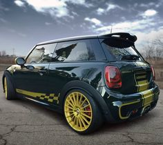 Manhart MINI John Cooper Works F56