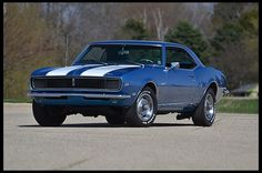 1968 Chevrolet Camaro RS Z28  302/290 HP, 4-Speed at Mecum Auctions