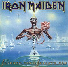 Iron Maiden - Seventh Son Of A Seventh Son. Trykk på bildet for å lytte i Spotify