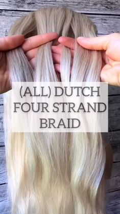 43 Cool Blonde Box Braids Hairstyles to Try - Hairstyles Trends Box Braids Hairstyles, French Braid Hairstyles, Try On Hairstyles, Trending Hairstyles, Blonde Hairstyles, Up Dos For Medium Hair, Medium Hair Styles, Long Hair Styles, Four Strand Braids