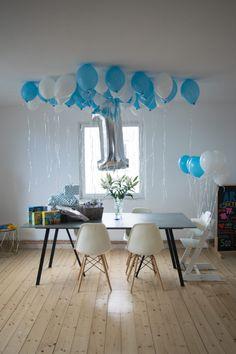Ideas Baby First Birthday Diy Decorations