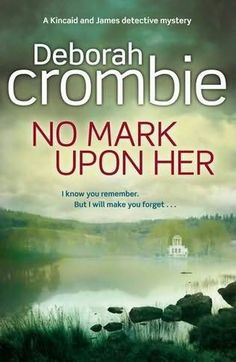 book cover of     No Mark Upon Her
